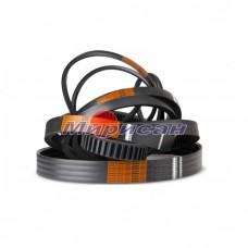060143505 Комплект ремней 2SPB 1900 Лида-1300